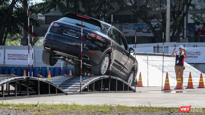 Chương trình Porsche Off-road Experience năm nay sẽ kéo dài từ ngày 25/10 cho tới hết ngày 12/11/2018 (Ảnh: Ngô Minh)