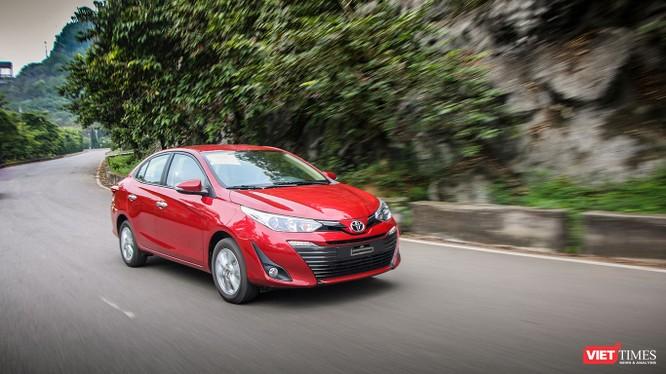 Rõ ràng phiên bản mới đã khiến cho Toyota Vios 2018 trở nên thú vị hơn so với trước đây và mang lại nhiều giá trị hơn khách hàng. (Ảnh: Ngô Minh)