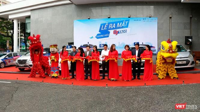 Với số lượng xe lớn, khách hàng sẽ không phải chờ đợi lâu khi đặt xe G7 Taxi. (Ảnh: Ngô Minh)