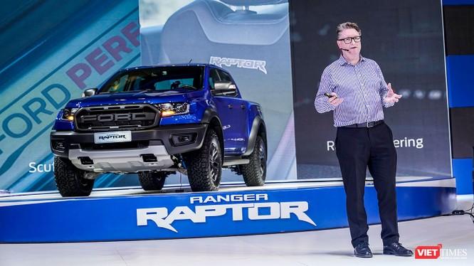 Ford Ranger Raptor sẽ không chỉ bán tại thị trường châu Á - TBD mà còn cả ở thị trường châu Âu vào năm 2019. (Ảnh: Ngô Minh)
