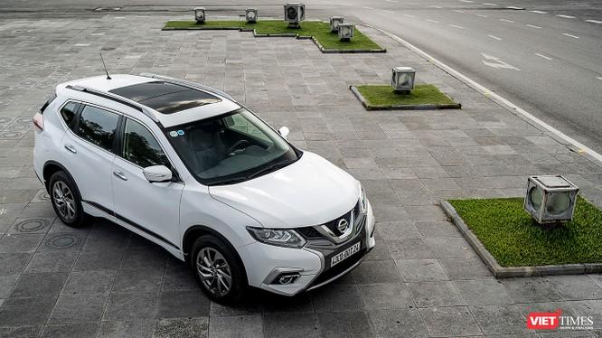 Nissan X-Trail V-Series được đưa ra thị trường nhằm gia tăng sức cạnh tranh với các đối thủ trong cùng phân khúc. (Ảnh: Ngô Minh)