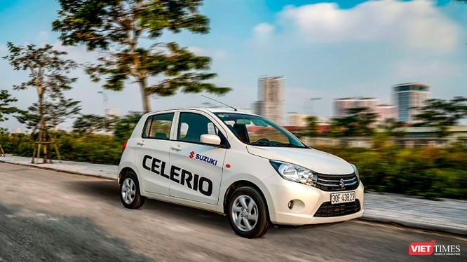 Celerio bám sát triết lý của Suzuki về việc cung cấp giá trị tuyệt vời so với khoản tiền phải bỏ ra. (Ảnh: Ngô Minh)