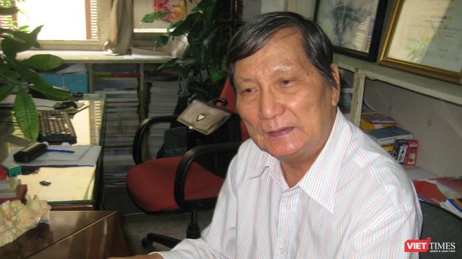 Ông Phạm Văn Vu - Phó Chủ tịch Thường trực Hội Thông tin Khoa học và Công nghệ Việt Nam