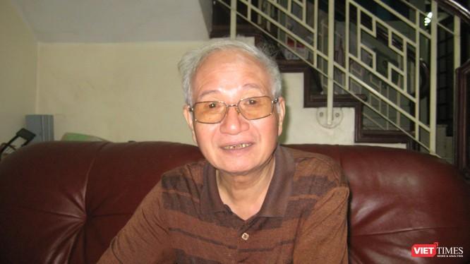 TS KTS Đào Ngọc Nghiêm - nguyên Giám đốc Sở Quy hoạch Kiến trúc Hà Nội, Phó Chủ tịch Hội Quy hoạch Phát triển Đô thị Việt Nam.