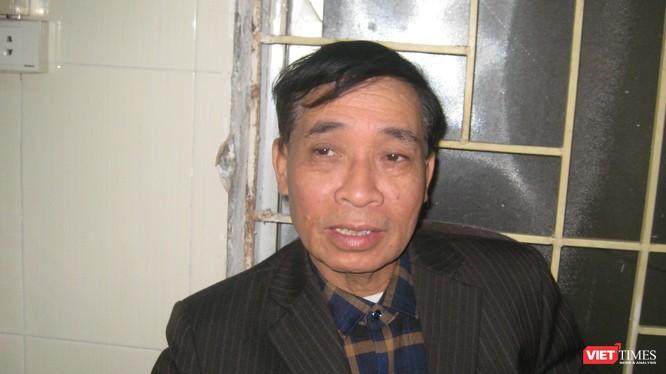 TS Phạm Văn Tình - Tổng thư ký Hội Ngôn ngữ học Việt Nam.