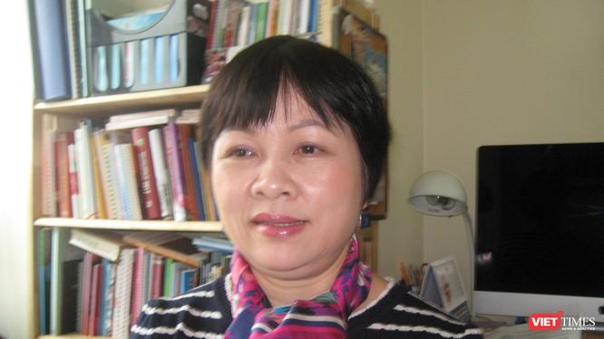 TS Khuất Thu Hồng – Viện trưởng Viện Nghiên cứu Phát triển Xã hội.