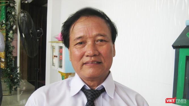 TS Nguyễn Tuấn Hoa - chuyên gia tư vấn CNTT