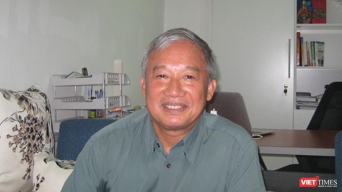 TS Nguyễn Hồng Quang - Chủ tịch CLB Phần mềm Tự do Nguồn mở Việt Nam