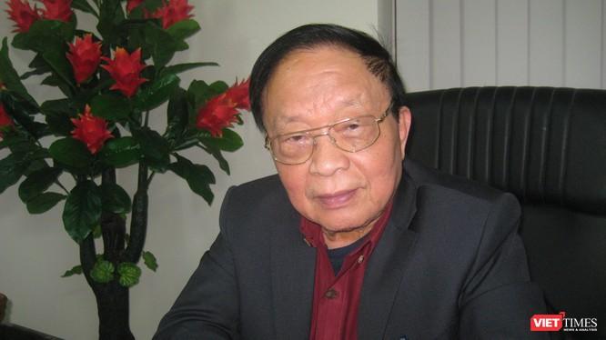 Ông Trần Viết Ngãi - Chủ tịch Hiệp hội Năng lượng Việt Nam