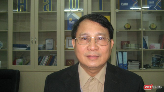 PGS TS Lê Hồng Quân - Phó Chủ tịch Hội Kỹ sư Ô tô Việt Nam, Giảng viên Đại học Công nghiệp Hà Nội