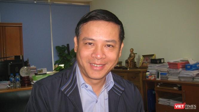 Ông Nguyễn Sơn Hải - Cục trưởng Cục Công nghệ Thông tin Bộ Giáo dục và Đào tạo