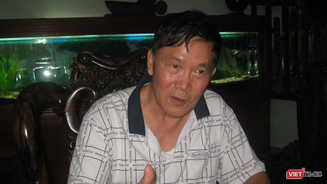 TS Triệu Văn Hùng - Chủ tịch Hội KHKT Lâm nghiệp Việt Nam