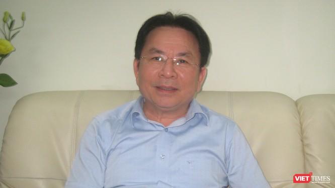 PGS TS Lê Phước Minh - Trưởng ban Điều phối đầu tiên của Dự án Giáo dục Đại học.