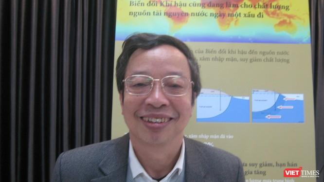 Ông Phạm Xuân Hoè - nguyên Phó Viện trưởng Viện Chiến lược Ngân hàng