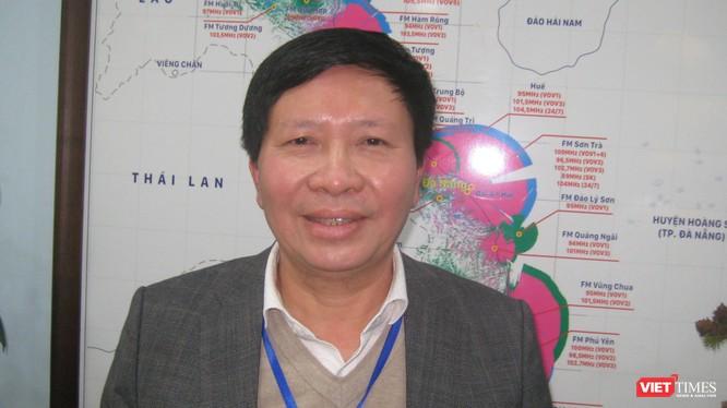 Ông Vũ Hải Quang - Phó Tổng Giám đốc Đài Tiếng nói Việt Nam