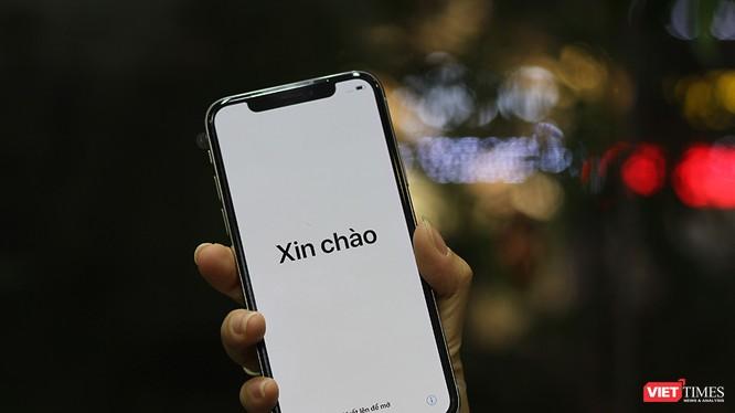 iPhone hàng chính hãng không nhất thiết phải có mã VN/A