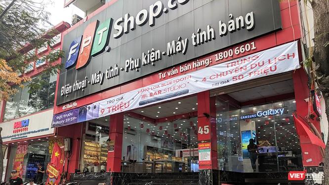FPT Shop đang thực hiện chương trình ưu đãi khá hấp dẫn với những người đến thanh toán hóa đơn