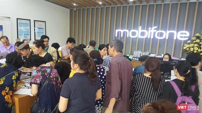 MobiFone được cho là khéo léo trói chân khách hàng bằng một chương trình khuyến mãi tặng 20 nghìn đồng cho thuê bao