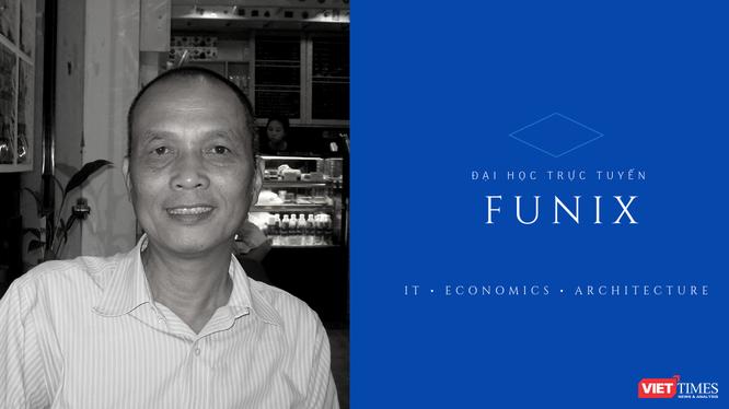Tiến sỹ Nguyễn Thành Nam - Nhà sáng lập, Hiệu trưởng ĐH FUNiX