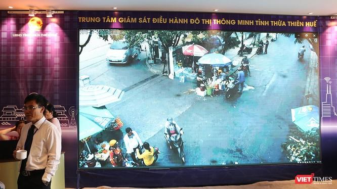 Giải pháp Giám sát điều hành đô thị thông minh của tỉnh Thừa thiên Huế