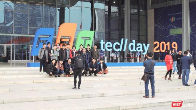 FPT Techday 2019 giới thiệu những công nghệ mới nhất của FPT