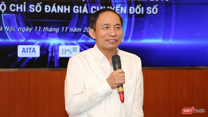 ông Nguyễn Trọng Đường - Phó Cục trưởng Cục Tin học hóa (Bộ TT&TT)