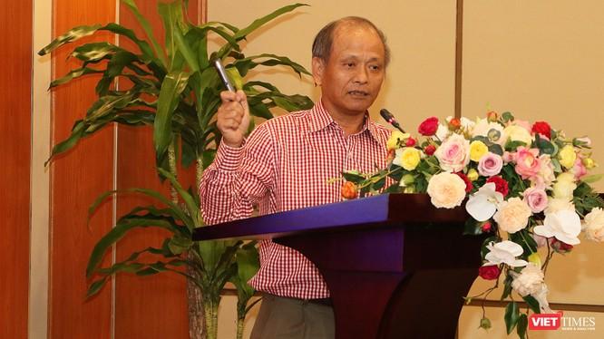 Ông Lê Hồng Hà - Phó Chủ tịch Hội Tin học Việt Nam