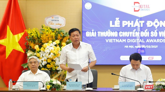 Ông Đỗ Xuân Tuyên, Thứ trưởng Bộ Y tế