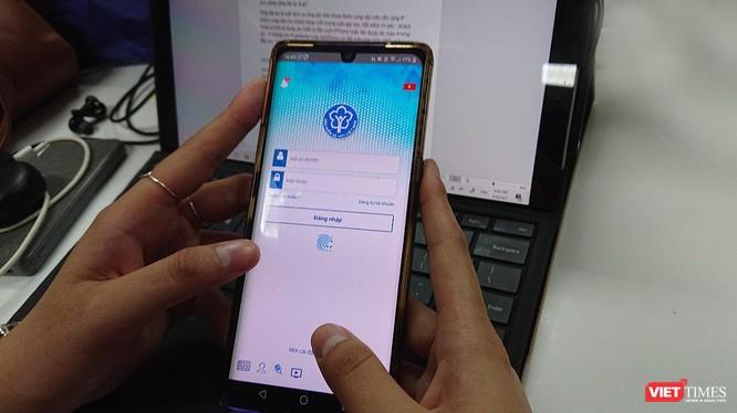 Ứng dụng VssID có thể thay thế thẻ BHYT, sổ BHXH