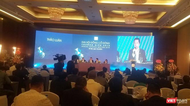 Đại hội đồng cổ đông thường niên năm 2018 của CTCP Văn Phú Invest (HNX: VPI)