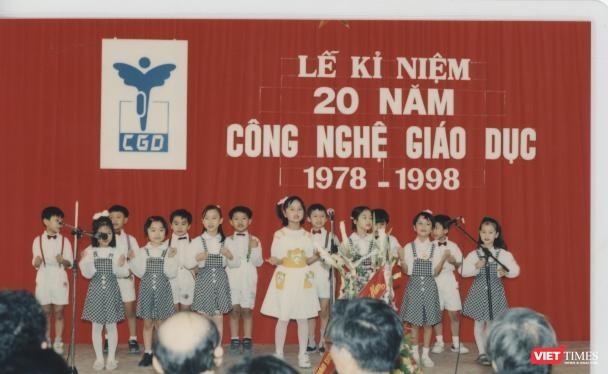 Lễ kỉ niệm 20 năm Công nghệ Giáo dục.