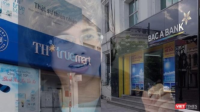 TH Group và dòng vốn BacA Bank.