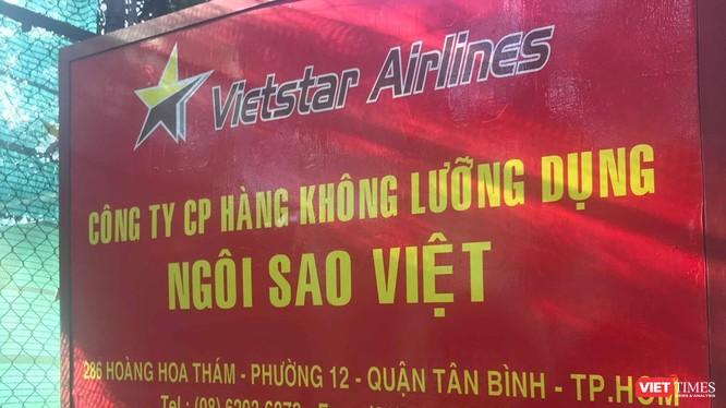 """Vietstar Airlines mới chỉ có """"Giấy phép kinh doanh hàng không chung""""."""