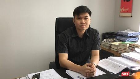 Ông Phạm Quang Hiếu, Phó giám đốc Trung tâm chứng thực điện tử quốc gia