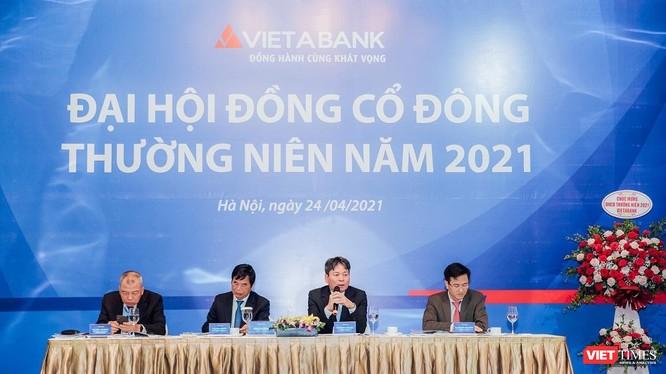 Toàn cảnh ĐHĐCĐ thường niên năm 2021 của VietABank