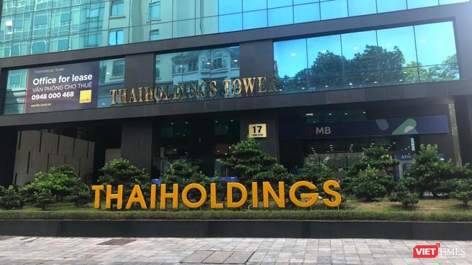 Thaiholdings dự kiến tăng gấp đôi vốn điều lệ từ 3.500 tỉ đồng lên 7.000 tỉ đồng bằng việc phát hành cổ phiếu (Ảnh: HB)
