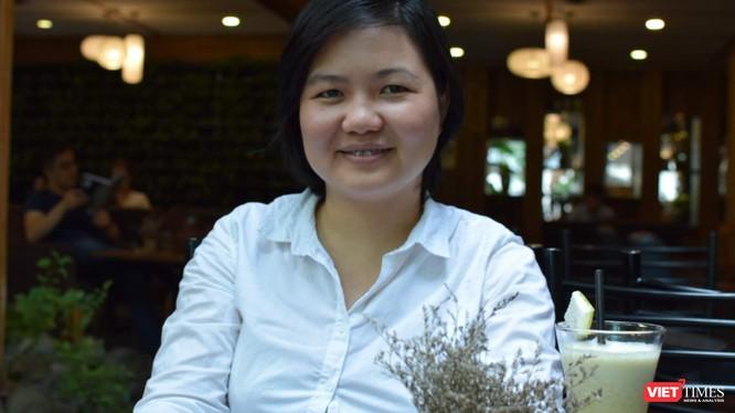 Bà Đoàn Thị Xuân - Giám đốc công ty Dược Phẩm TPVN
