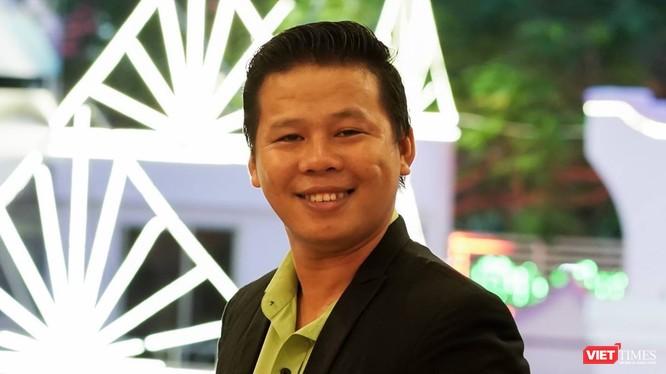 Nguyễn Minh Đoan - giám đốc công ty TNHH Dịch vụ Thương mại tổng hợp Bảo Linh