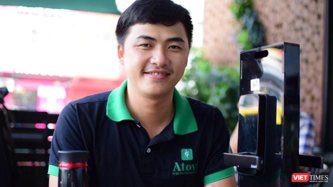 Ngô Cự Mạnh - Sáng lập và là giám đốc điều hành Giao thoa Tech
