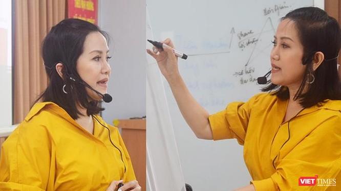 """Bà Nguyễn Thị Thu Giao - """"nữ tướng"""" tuyển dụng nhân sự cho nhiều tập đoàn lớn"""
