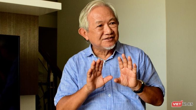 GS Phan Văn Trường cho rằng cần tước quyền tái cấu trúc nền kinh tế của những cá nhân chỉ lo tranh giành quyền lợi cho bản thân