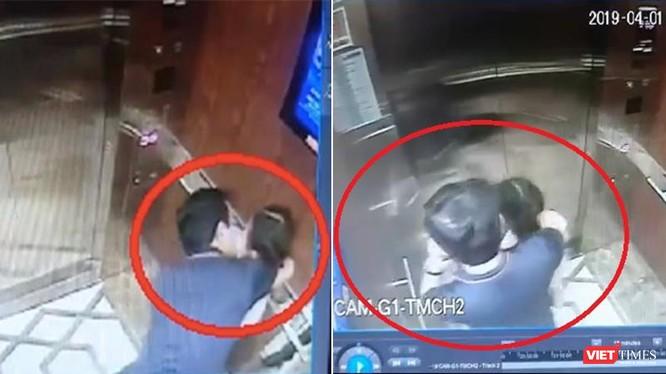 Khó tin nhưng có thật, ông Nguyễn Hữu Linh, nguyên Phó Viện trưởng VKSND TP.Đà Nẵng ngang nhiên sàm sỡ bé gái trong thang máy
