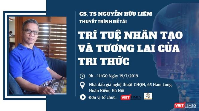 TS Nguyễn Hữu Liêm (giáo sư triết tại San Jose City College)
