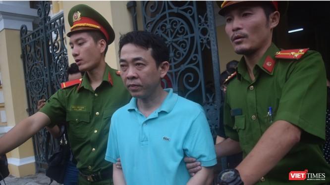 Nguyễn Minh Hùng đã nhận án 17 năm tù tại phiên tòa sơ thẩm lần 2 tuyên hôm 1/10