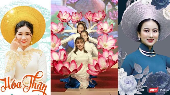 Những gương mặt nữ sinh viên trên nhiều miền đất nước đăng ký tham dự Hoa khôi sinh viên Việt Nam 2020
