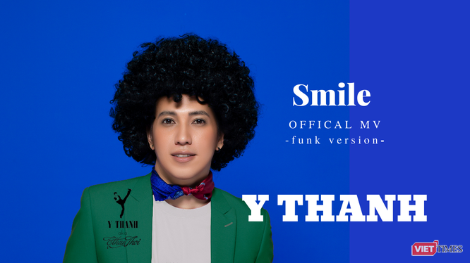 """Ca sĩ quốc tế đa tài Y Thanh ra MV mới """"Hãy cười"""", nhắn gửi thông điệp yêu thương (Ảnh bìa album)"""