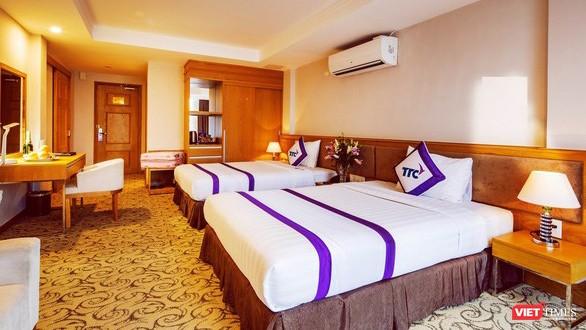 TTC Land trở thành Khách sạn đầu tiên dành cho BS lưu trú trong thời gian điều trị COVID-19 (Ảnh: TTC Land)