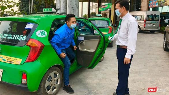 TP.HCM tiếp tục bố trí 200 xe taxi miễn phí của hãng Mai Linh, hỗ trợ vận chuyển người bệnh cấp thiết (Ảnh: ML cung cấp)