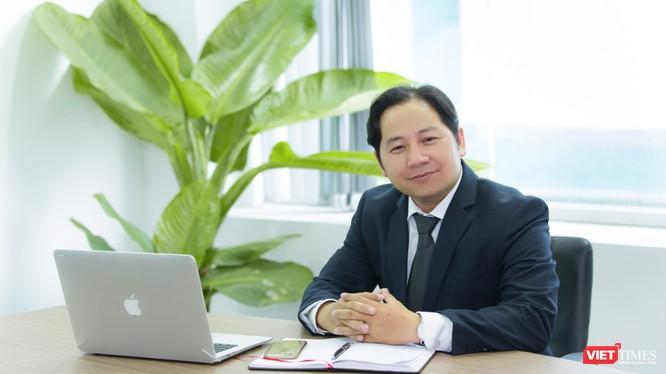 TS. Phạm Hoài Huấn, Công ty Luật Victory LLC (TP.HCM) - Ảnh: Hòa Bình