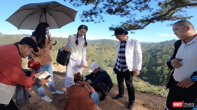"""Đoàn làm phim """"Kiều@"""" bật mí những chi tiết ly kỳ của bộ phim one-shot đầu tiên của Việt Nam (Ảnh: ĐPCC)"""